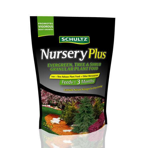 Schultz Spf48220 Slow Release Nursery Plus Fertilizer 3 5 Lb Granules Ebay