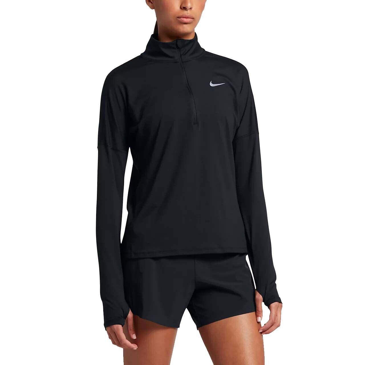 Nike Women's  Dri-Fit Element Long Sleeve Running Top  deals sale