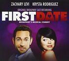 Original Broadway Cast Recording - First Date 2013 CD