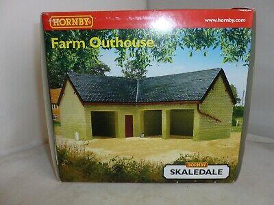 Onesto Hornby Skaledale Farm Outhouse