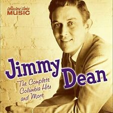 The Complete Columbia Hits and More by Jimmy Dean (CD, May-2004, Collectors' Cho
