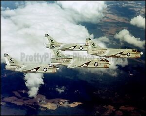 USN-Vought-A-7-Corsair-VA-205-NAS-Fallon-1978-8x10-Aircraft-Photos
