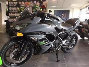 Image Is Loading Kawasaki Ninja 650 2018 Model