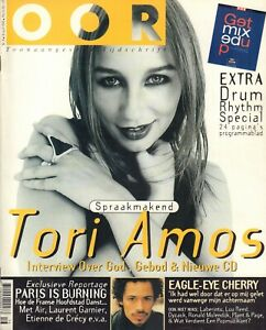 MAGAZINE-OOR-1998-nr-08-TORI-AMOS-LOU-REED-ROBERT-PLANT-amp-JIMMY-PAGE-DYZACK