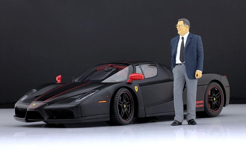 Sergio Pininfarina Figure for 1:18 Ferrari CMC VERY RARE