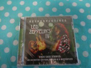 LED-ZEPPELIN-led-zeppelin-039-s-iv-retrospectives-CD-album-hard-rock-free-p-p