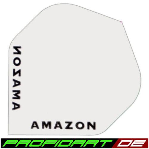 12 PROFIDART Dart Flights Flys Flügel Flyer Standard Clear Amazon 100 Mikron