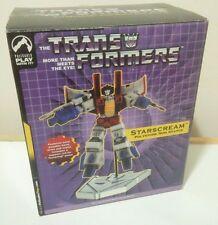Transformers Palisades STARSCREAM Polystone Mini Statue MISB AP #69 of 90 G1 Jet