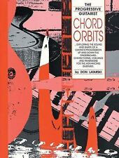 Chord Orbits: Exploring the Sound and Shape of a Chord's Progression Up and Down