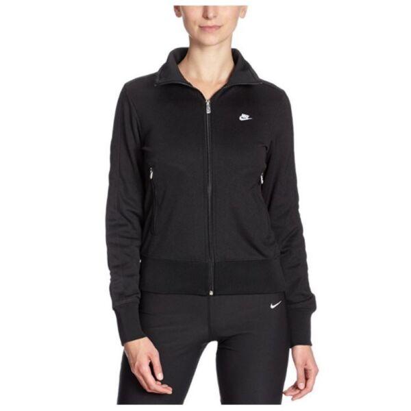 Nike National 98 Sportjacke Trainingsjacke Damen Jacke schwarz XS Frauen
