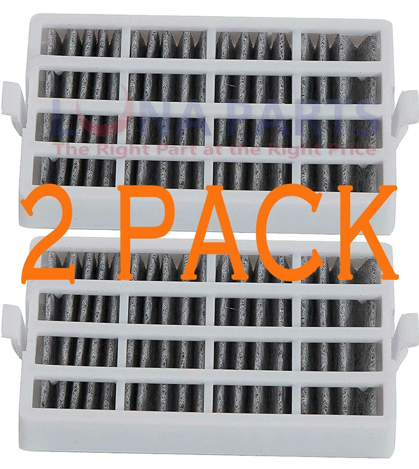 6 Pack Air Filter for Whirlpool WSF26C3EXF01 WSF26C2EXY02 WRF736SDAM12