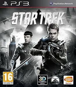 Star-Trek-Game-PS3-Sony-PlayStation-3-PS3-Brand-New
