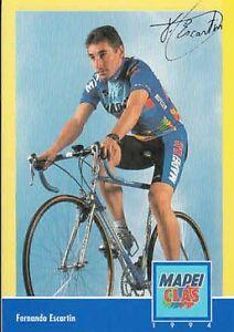 Fernando-ESCARIN-Cyclisme-ciclismo-MAPEI-CLAS-94-radsport-Cycling-Rider-ciclisti