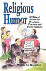 Religious Humor by Walter Buescher (Paperback / softback, 1996)