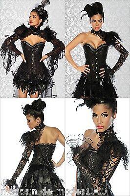 Temperato Costume Streghe Corsetto Costume Gothic Burlesque-costume Halloween Carnevale Carnevale-üm Halloween Fasching Karneval It-it Mostra Il Titolo Originale Rafforzare L'Intero Sistema E Rafforzarlo