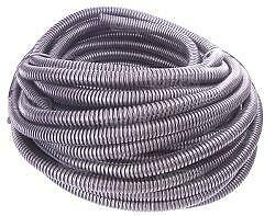 CARGO 5m SPLIT WIRE CABLE COVERING FLEXIBLE CONVOLUTED CONDUIT 10.7 191945