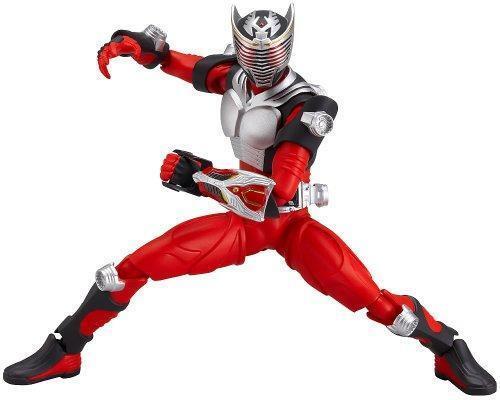 Kb04c Kamen Rider Dragon Knight - Kamen Rider Dragon Knight Figma Action Figure