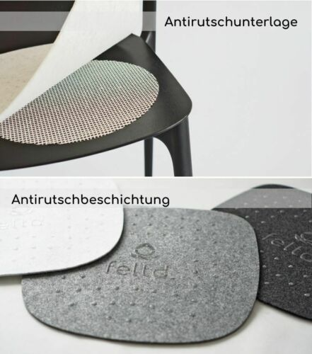 Fibra Armchair Inkl.antirutsch Eco Sentido Edición 8mm para Muuto