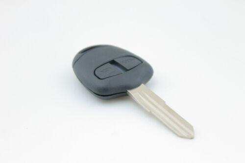 2 x Mitsubishi Challenger Pajero Triton Evo Remote Key Blank Shell//Case MIT8R