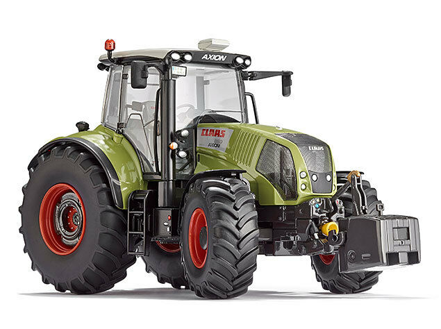 Wiking Wiking Wiking - Claas Axion 850 - GT CC 850 - Die-Cast Model Tractor Toy 1 32 Scale 114a69