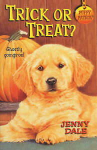 Puppy-Patrol-41-Trick-or-Treat-Dale-Jenny-Very-Good-Book