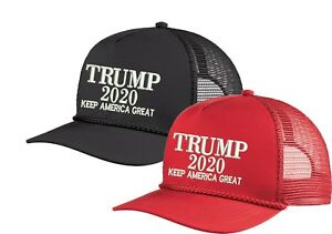 Trump-2020-Hat-Keep-America-Great-USA-HAT-TRUCKERS-Cap-SNAP-BACK