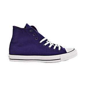 Converse-Chuck-Taylor-All-Star-Seasonal-Color-Hi-Men-039-s-Shoes-New-Orchid-Violet