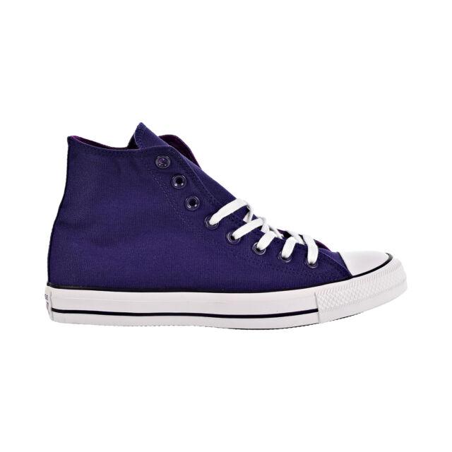 Converse Chuck Taylor All Star Seasonal Color Hi Men's Shoes New Orchid Violet