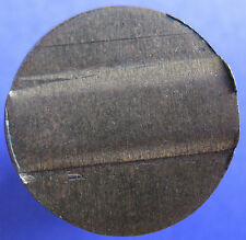 Telephone token - jeton - Russia - Astrakhan - 19 mm - brass - blank