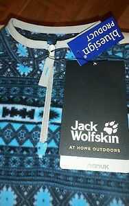 JACK WOLFSKIN Fleece Pullover Gr.116 Mädchen