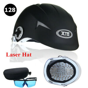 128 Diodes Laser Hair Regrowth Cap Helmet LLLT Therapy Hair Loss Treatment