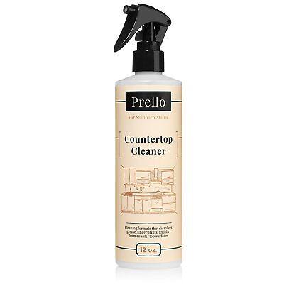 Prello Countertop Cleaner Spray For Corian Granite Tile