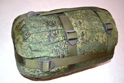 Original RUSSIAN ARMY Expedition Sleeping Bag RATNIK color Cifra