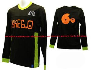 New-NIKE-6-0-BMX-Tailwhip-Shirt-Black-Cotton-Tee-Shirt-Adults-Small