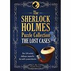 Sherlock Holmes Puzzles The Lost Cases Book | Tim Dedopulos HB 1780977093 BTR