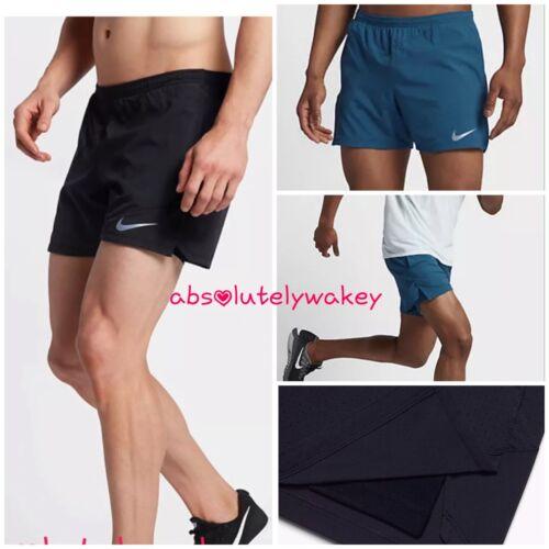 "Nike Flex Distance 2-In-1 Men/'s 5/"" Built-in tights Running Shorts 2in1"