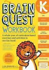 Brain Quest Kindergarten Workbook by Lisa Trumbauer (Mixed media product)