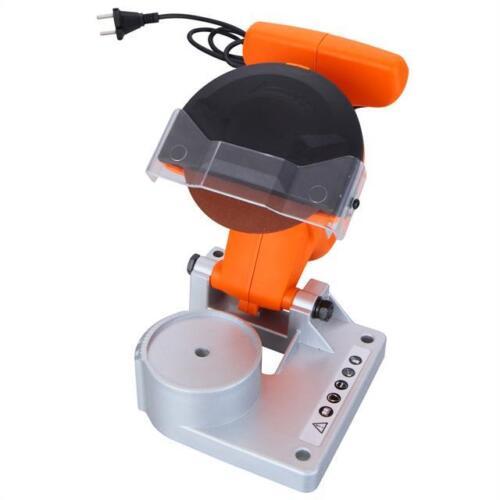 FUXTEC Kettenschärfgerät Sägekettenschärfgerät elektr Kettenschärfer Sägekette