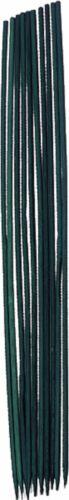 Piante pilastro 10 pezzi 40 cm VERDE ricolorate bambù BARRE
