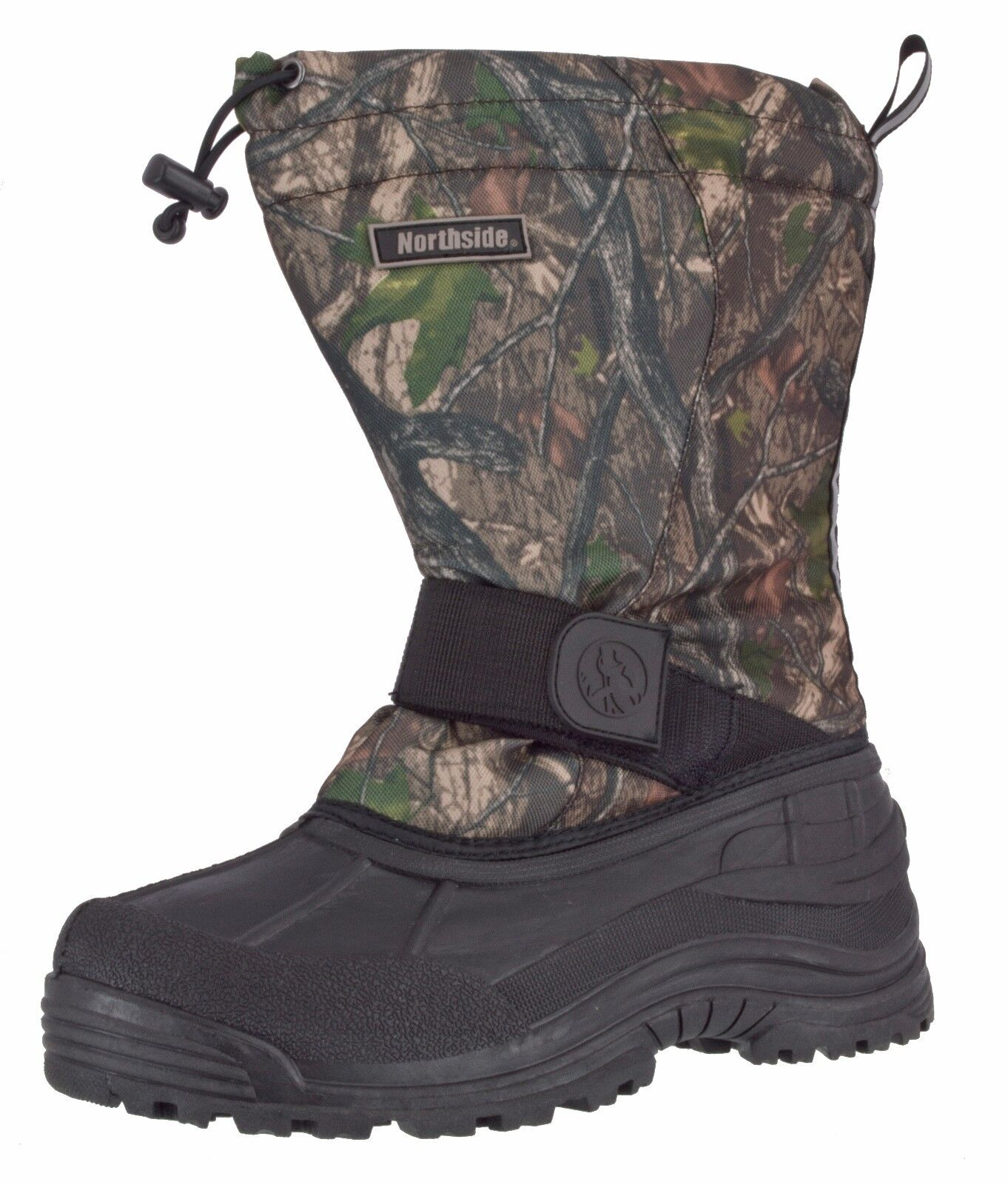 NORTHSIDE MEN'S ALBERTA II WATERPROOF INSULATED HUNTING WINTER CAMO -40 BOOT
