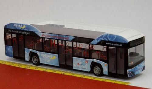 Solaris Urbino 12 2019 hydrogen Postbus holding Graz-Rietze 77001