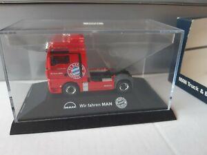 MAN-TGX-18-540-iremos-Man-fc-bayern-PC-vitrina-Exclusiv-modelo