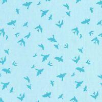 Michael Miller Waterfront Park By Violet Craft Dc6136 Luna Flight Cotton Fabric