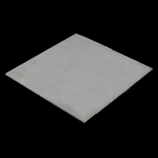 Titanium Alloy Plate Ti Titan TC4/GR5 Grade 5 Metal Sheet 2mm x 150mm x 150mm AU
