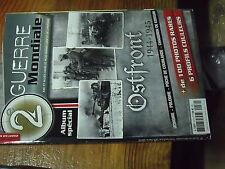 4µ? Revue 2e Guerre Mondiale HS n°30 OSTFRONT 44/45 Hongrie Pologne Courlande...