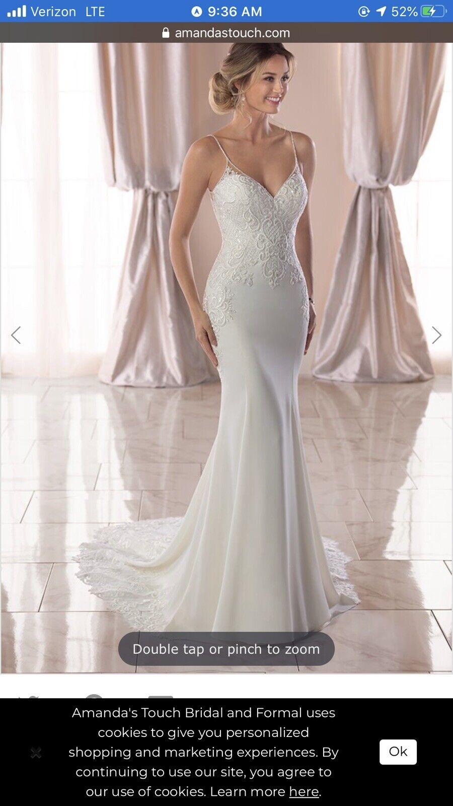 2019 Spring Stella York Wedding Dress