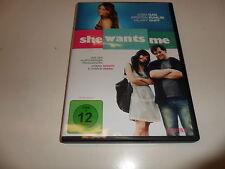 DVD  She Wants Me