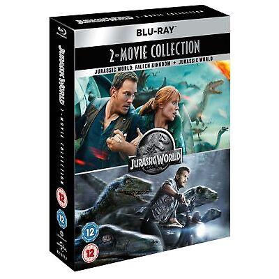 Jurassic World/Jurassic World - Fallen Kingdom  [Blu-ray]