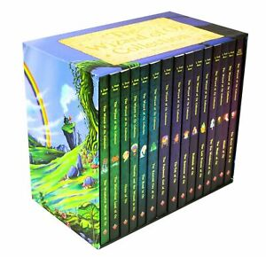 The-Wizard-of-Oz-15-Book-Box-Set-Collection-NEW