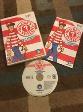 Where's Waldo The Fantastic Journey - Nintendo  Wii Game Rare Free Shipping!!!